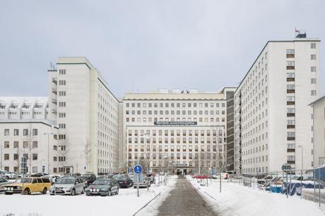 Bästa sjukhuset finns i Umeå