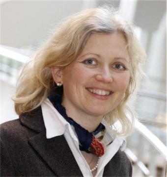 Yvonne Lagrosen, docent.