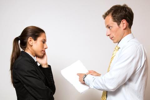 Ge kritik som får medarbetarna att lyssna