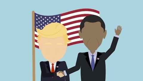 President eller chef – samma principer ger bra övergång