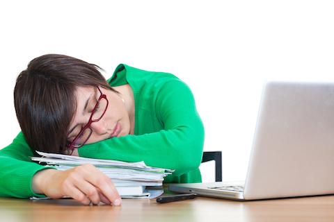 Nu undersöks hur jobbet påverkar sömnbehovet