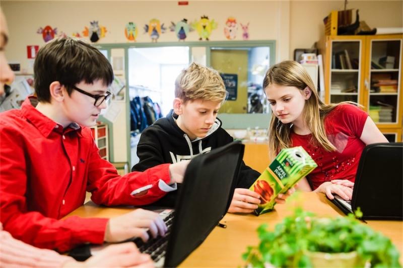Få skolor satsar på hållbarhet