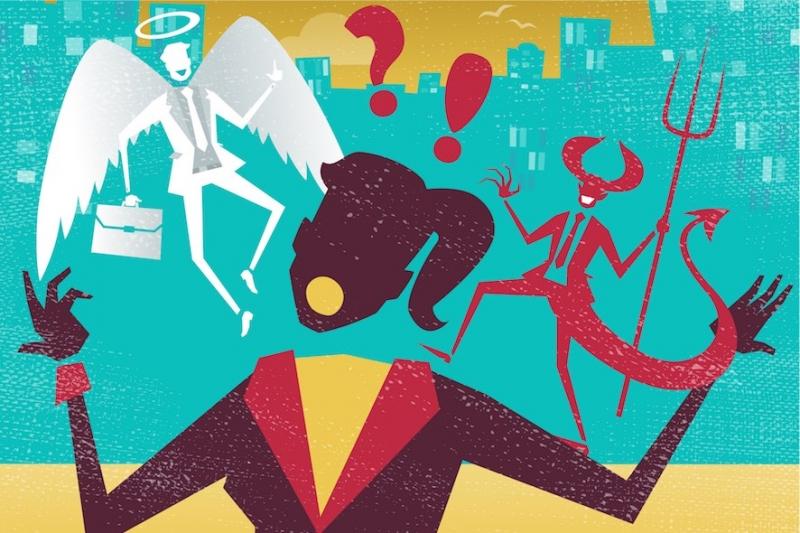 Samvetsstress – en effekt av vår tids kultur?