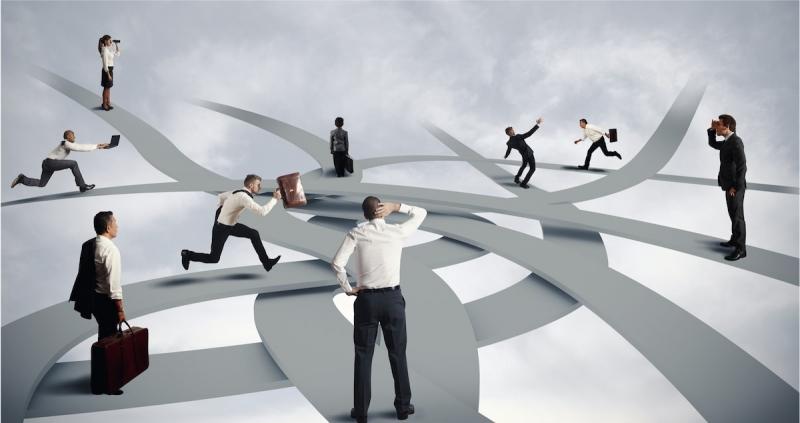 Låt värderingar ligga till grund för nya strategier