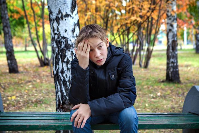 Enkelt test skulle öka upptäckt av ångest hos unga