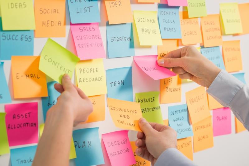 Fyra steg till en lyckad brainstorm