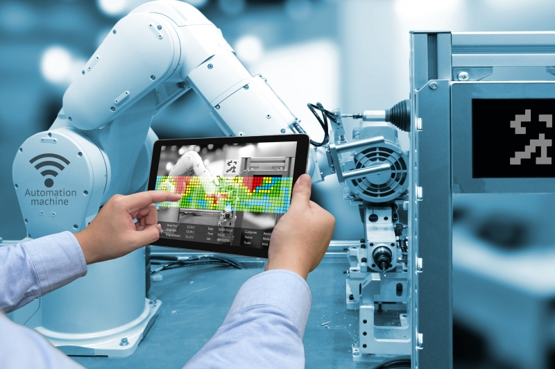 Färre jobb än väntat försvinner med automatiseringen