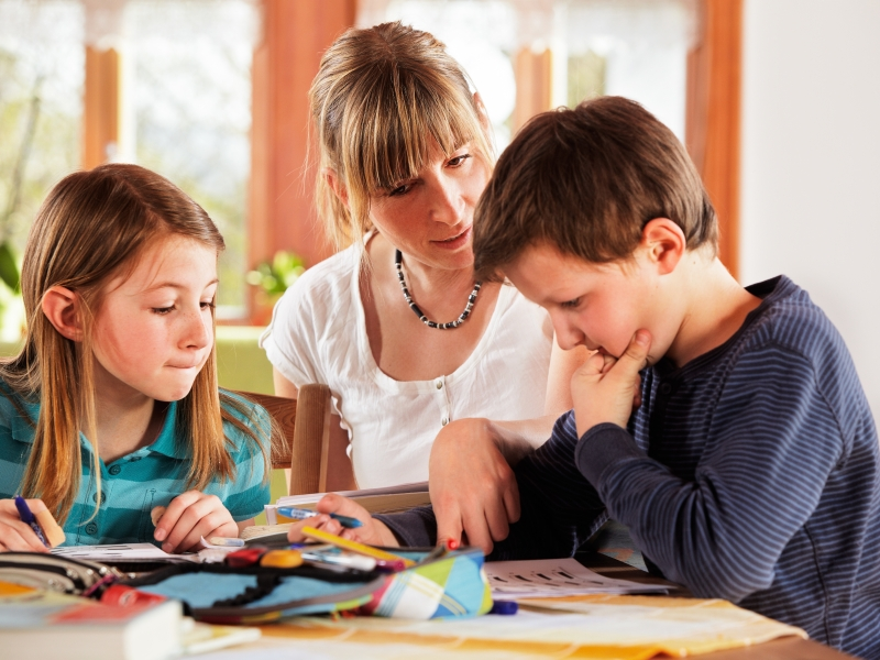 Barnen reagerar på föräldrars ständigt jobbande