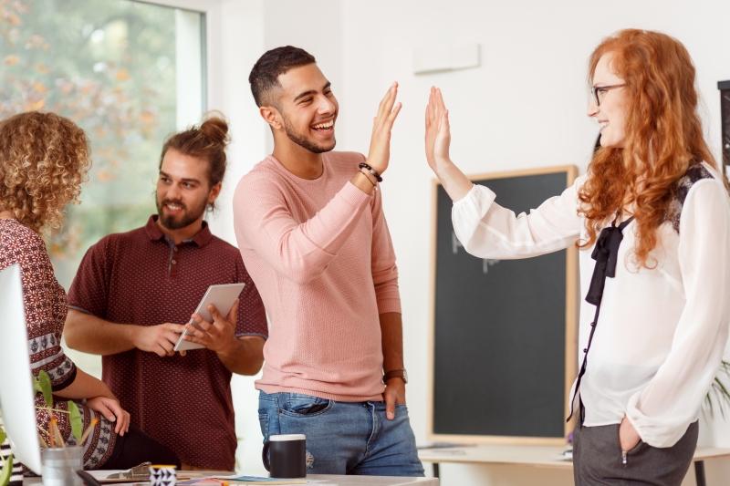 5 tips för ökad arbetsglädje
