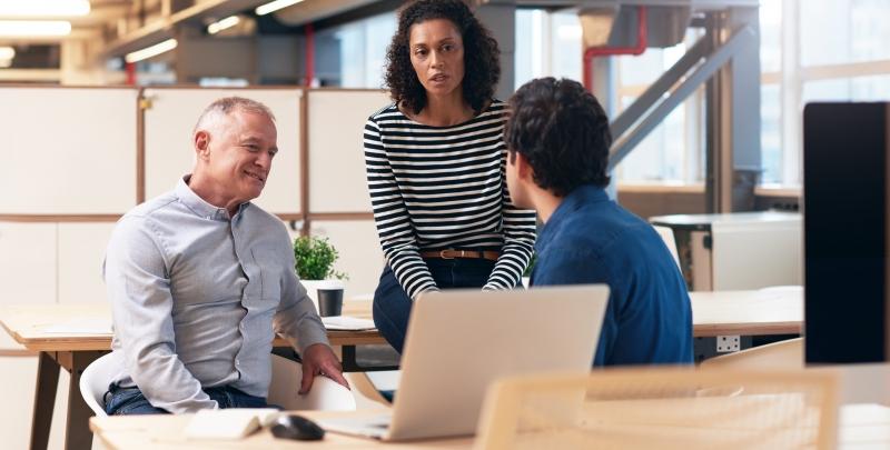 Motiverande chefer viktigast för engagera medarbetare