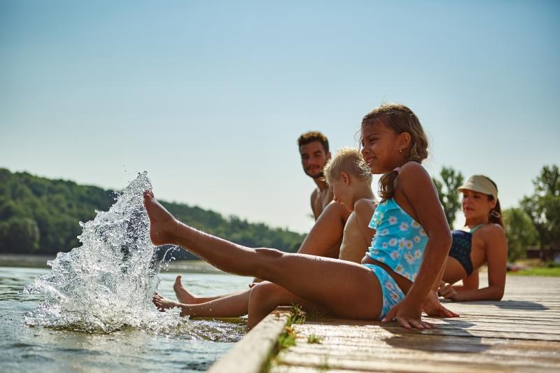 Kvaliteten på våra badvatten allt bättre