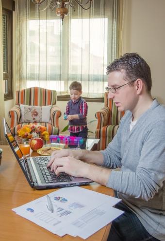 3 tips på fokuserat arbete hemifrån
