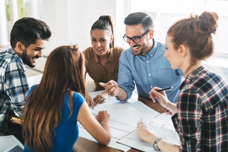 Framgångar bygger på teamarbete – här är fyra bästa tipsen