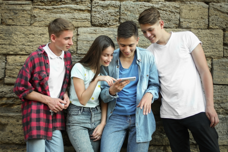 Netflix överst på ungas 10-i- topplista