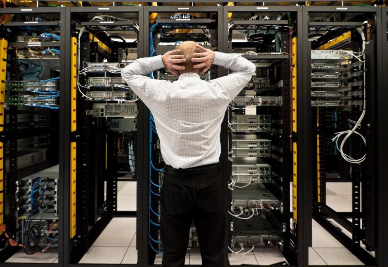 Stora brister i kontrollen av digitala infrastrukturen