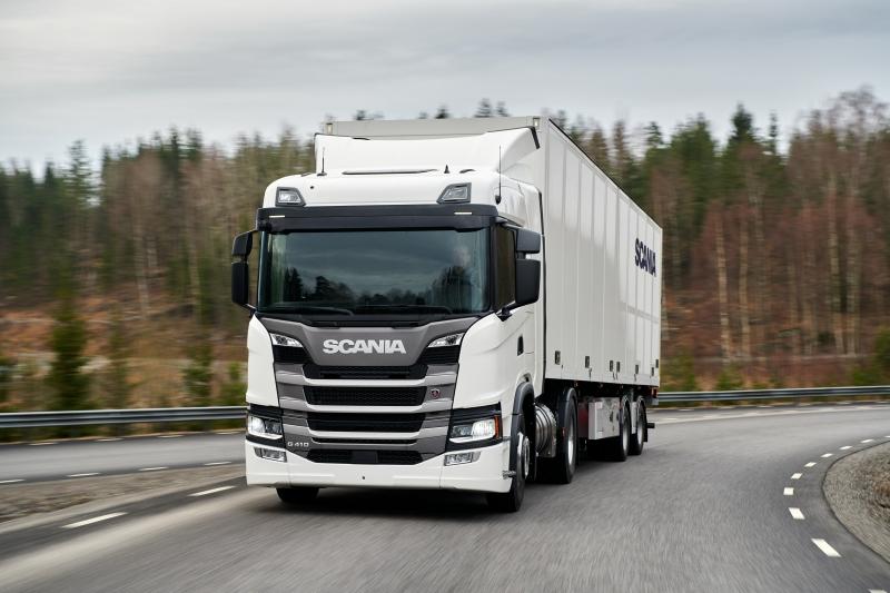 Scania toppar svenska patentligan