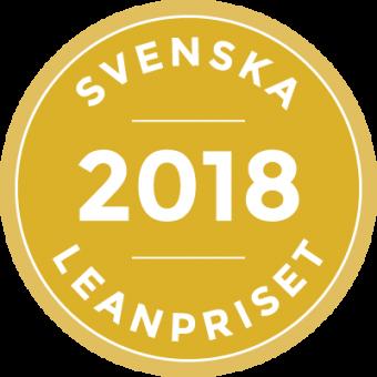 Tre finalister gör upp om Svenska Leanpriset