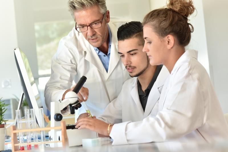 Bra arbetsmiljö ger ännu bättre forskning