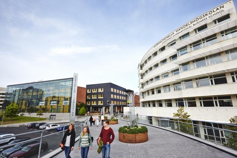 Jönköping University har fått EUs kvalitetsstämpel