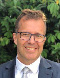 Niklas Blomqvist, ordförande SFK.