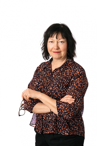 Catharina Byström, chefredaktör
