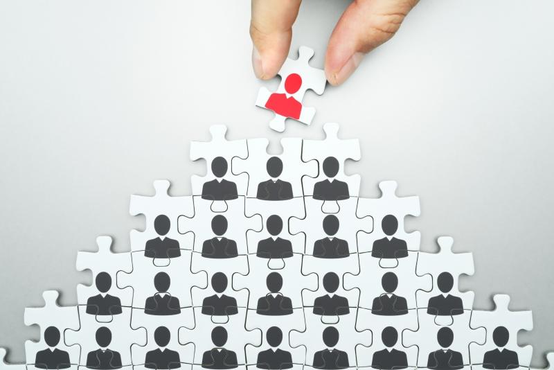 Hierarkierna består men behöver utvecklas