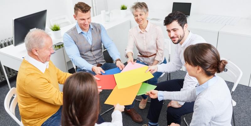 Så tränar du teamet att samarbeta bättre