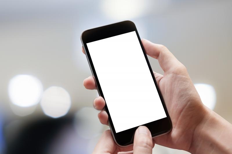 Kunder shoppar mer när de tittar i mobilen