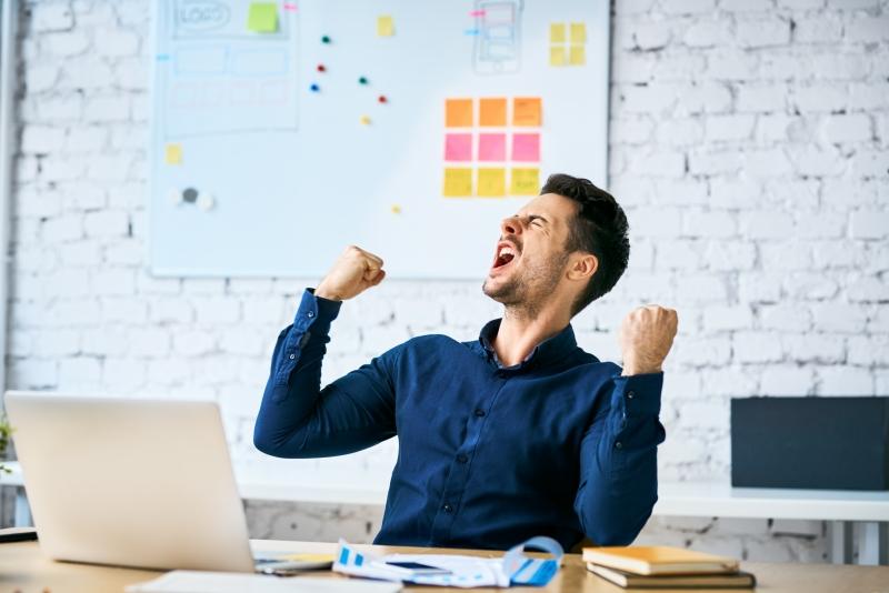 Därför är företagarna lyckligare än andra