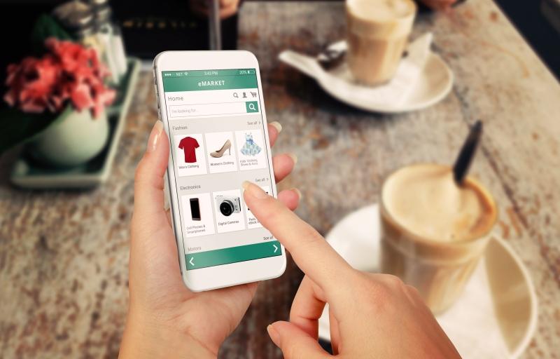 Sverige i toppskiktet inom mobil e-handel