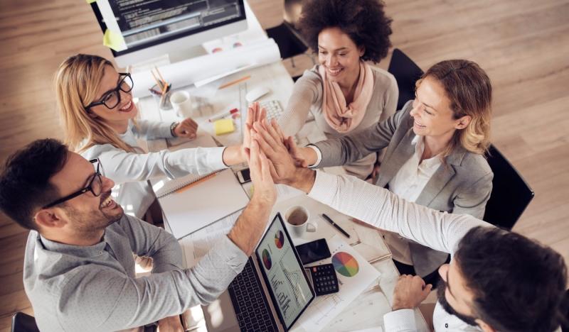 Bättre arbetsmiljö i små grupper