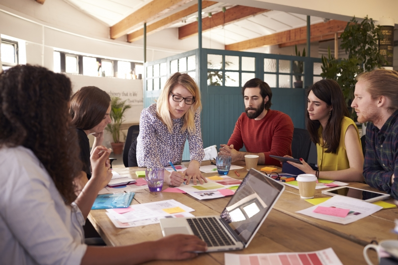Millennials vill ha mindre snack och mer verkstad