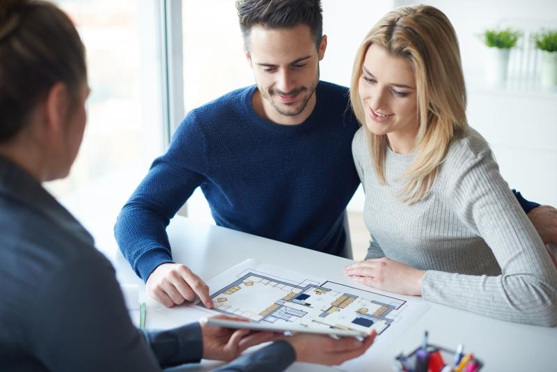 Fastighetsmäklarna med nöjdast kunder