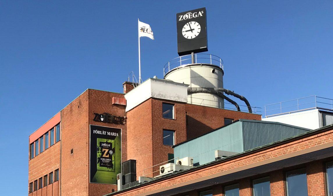 Zoégas kafferosteri i Helsingborg nominerade till leanpris.