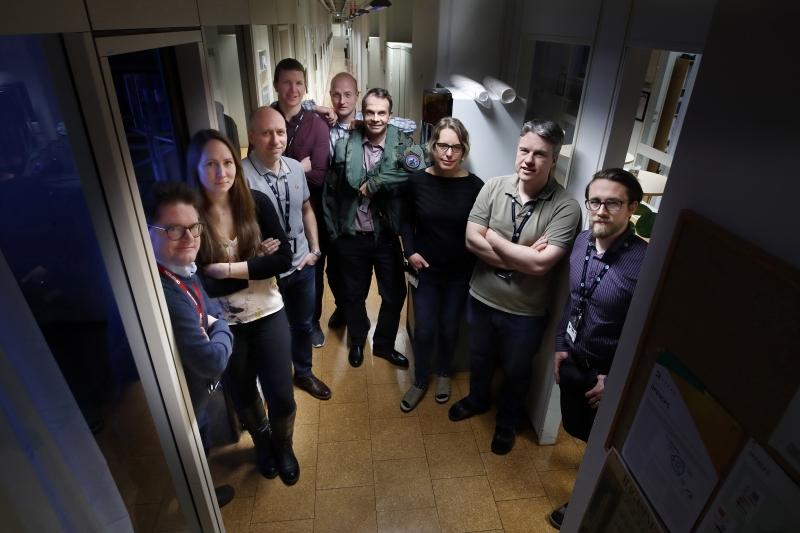 Saab Gripens 8 steg till agilt arbetssätt