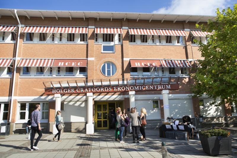 Dubbla kvalitetsstämplar för Ekonomihögskolan i Lund