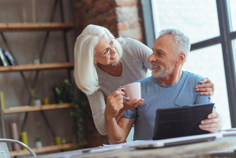 Äldre i arbetslivet piggare än yngre