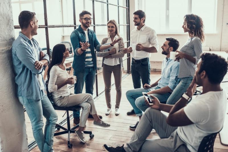 De 10 viktigaste faktorerna när unga väljer jobb