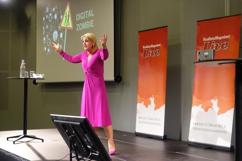 Kiruna, kultur och kommunikation på kvalitetskonferens