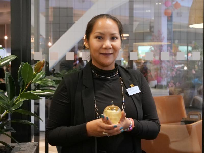 Lärare prisas med Guldäpplet för digitalisering i undervisningen