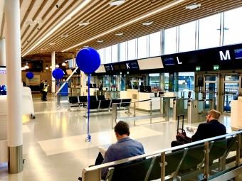 Bromma flygplats får pris för kundupplevelsen
