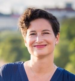 Camilla Ekstrand, psykolog