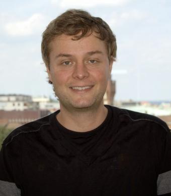 Erik Hunter, SLU.