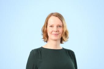 Susanna Björk, projektledare, Sis.