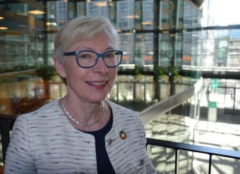 Anna Nilsson–Ehle ny ordförande för SIQ.