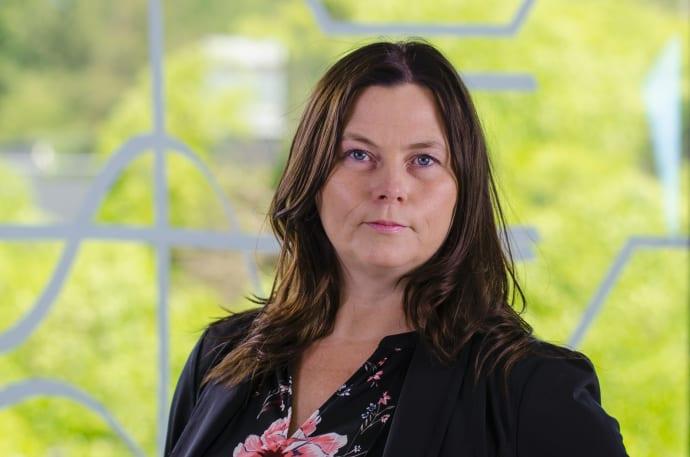 Jeanet Johansson, Luleå tekniska universitet.