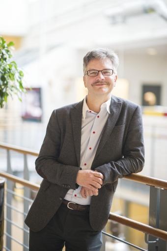 Tomas Backström, professor Mälardalens högskola.
