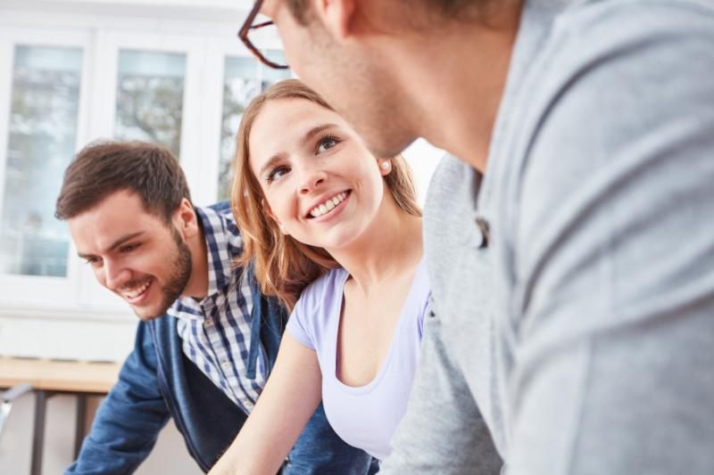 Unga prioriterar trygghet framför tillfälliga gig
