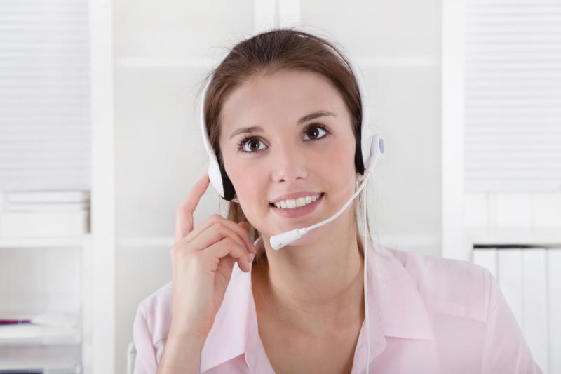 8 av 10 ger bra betyg till medarbetarna på kontaktcenter