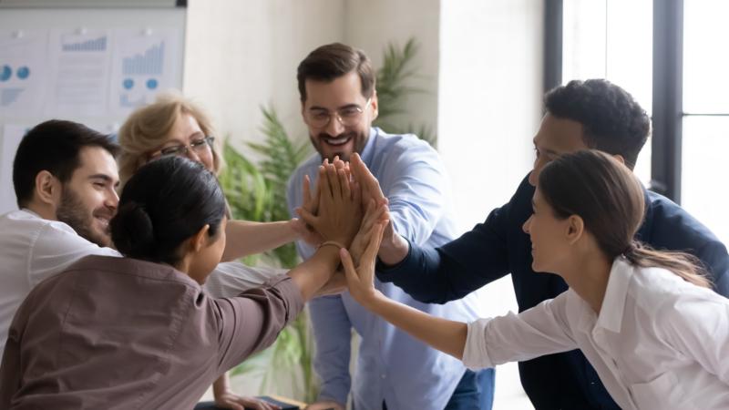 fyra nyckelfaktorer för ett framgångsrikt ledarskap